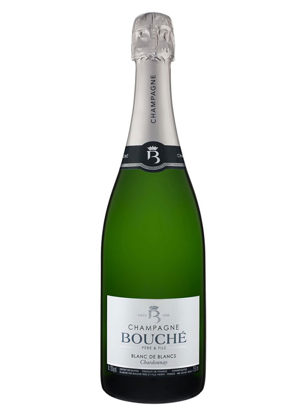 Champagne BOUCHÉ Père & Fils – Blanc de Blancs – Chardonnay