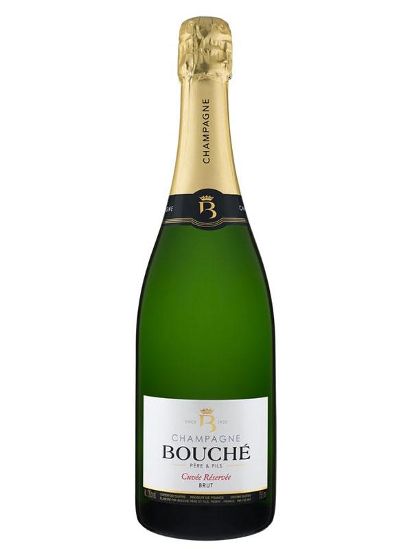 Champagne BOUCHÉ Père & Fils – Cuvée Réservée Brut 75CL