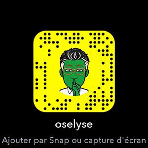 Snapchat-oselyse