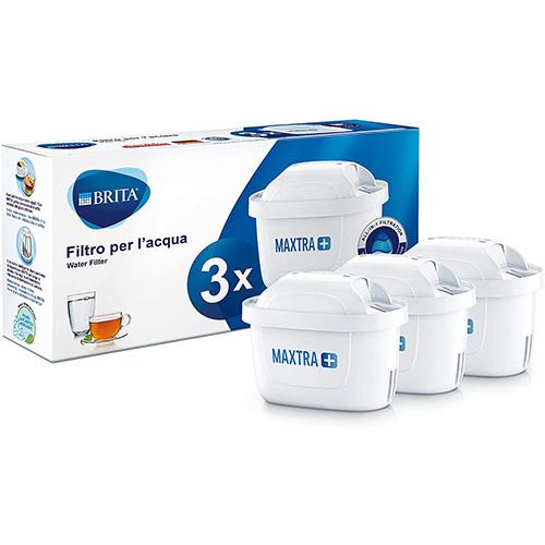 BRITA MAXTRA+ Pack de 3 Cartouches Filtrantes pour Carafes
