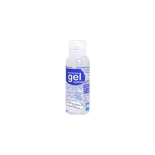 Gel hydroalcoolique King Biocide - Lot de 5x 50ml