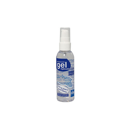 KING - Gel hydroalcoolique pompe - Lot de 12x 100ml
