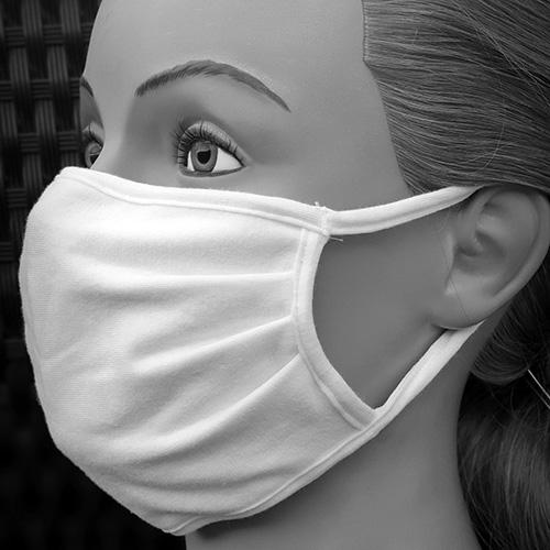 Lot de 10 Masques en Tissu Lavables 30 Fois - AFNOR SPEC S76-001