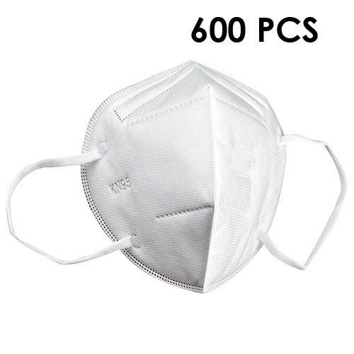 Lot de 600 Masques de Protection KN95