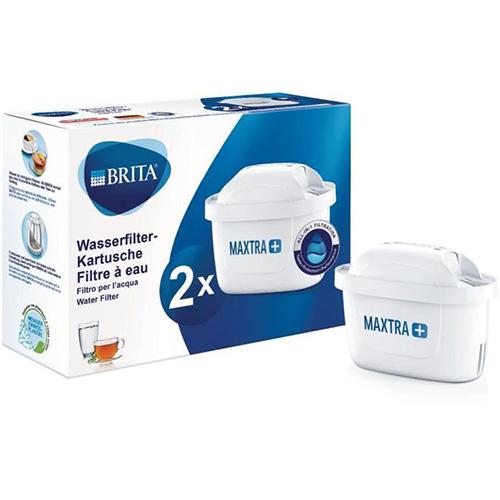 BRITA MAXTRA+ Pack de 2 Cartouches Filtrantes pour Carafes