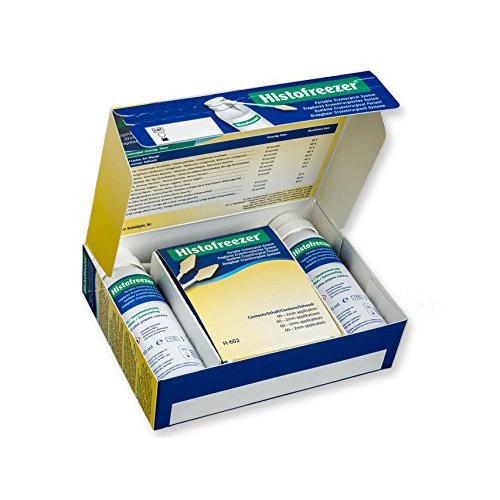 HISTOFREEZER Agent cryothérapeutique, 2 x 80 ml + 60App, 2 mm